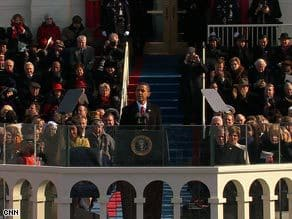 essays on obamas inaugural speech